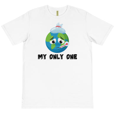 Organic T-Shirt, my only one-Sustainability-Local Webstore
