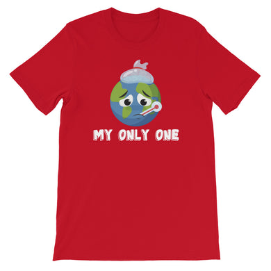 Unisex T-Shirt, my only one-Sustainability-Local Webstore