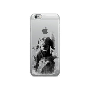 iPhone Case, two dachshunds-Dachshund-Local Webstore