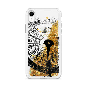 Liquid Glitter Phone Case, submarine gauge - Local Web Store - [product type] Collection