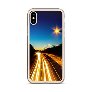iPhone Case, highway at night-Freedom-Local Webstore