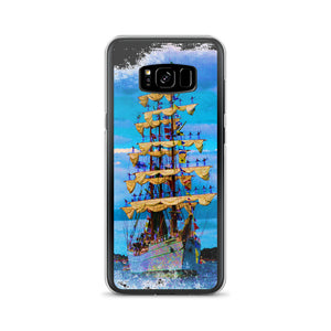 Samsung Case, tall ship-Marine-Local Webstore