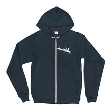 Load image into Gallery viewer, Zip Hoodie, tall ship bow - Local Web Store - [product type] Collection
