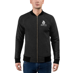 Bomber Jacket, no fail when sail-Marine-Local Webstore