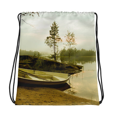 Drawstring Bag, rowing boat-Marine-Local Webstore