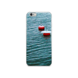 iPhone Case, wintery buoys-Marine-Local Webstore