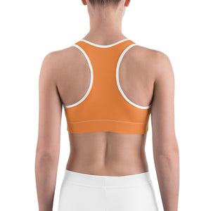 Sports bra, hotter than the sun-Dachshund-Local Webstore