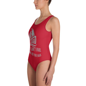 One-Piece Swimsuit, no fail when sail-Marine-Local Webstore