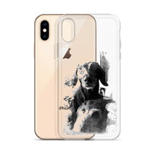 Load image into Gallery viewer, iPhone Case, two dachshunds-Dachshund-Local Webstore