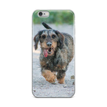 Load image into Gallery viewer, iPhone Case, running dachshund-Dachshund-Local Webstore