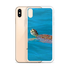 Load image into Gallery viewer, iPhone Case, swimming turtle-Marine-Local Webstore