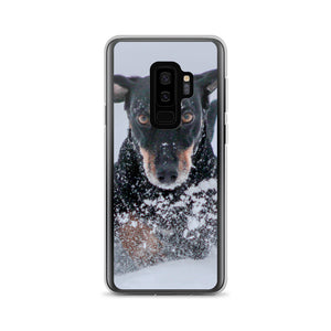 Samsung Case, running dachshund - Local Web Store - [product type] Collection