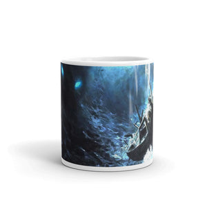 Mug, stormy ocean - Local Web Store - [product type] Collection