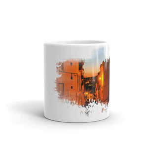 Mug, cityscape - Local Web Store - [product type] Collection