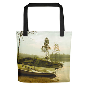 Tote Bag, rowing boat - Local Web Store - [product type] Collection