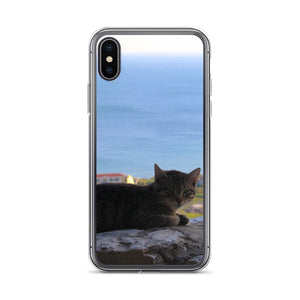 iPhone Case, sleeping cat - Local Web Store - [product type] Collection