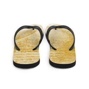 Flip-Flops, railroad-Freedom-Local Webstore