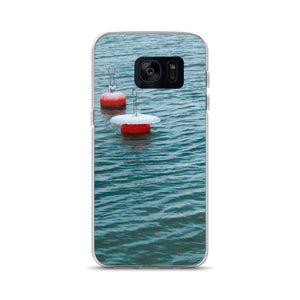 Samsung Case, wintery buoys-Marine-Local Webstore
