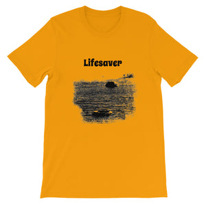 Unisex T-Shirt, lifesaver-Marine-Local Webstore