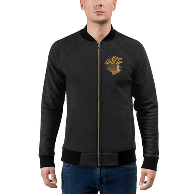 Bomber Jacket, nothing left to lose-Freedom-Local Webstore