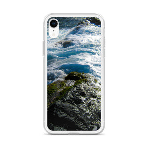 iPhone Case, running water-Marine-Local Webstore