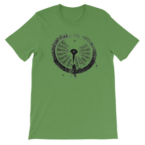 Unisex T-Shirt, submarine gauge-Marine-Local Webstore