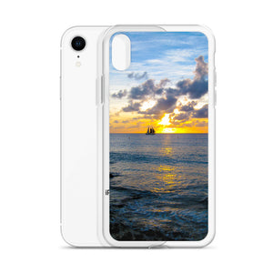 iPhone Case, sailboat in sunset-Marine-Local Webstore