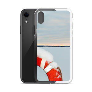 iPhone Case, lifering in winter-Marine-Local Webstore