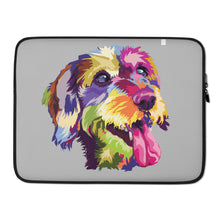Load image into Gallery viewer, Laptop Sleeve, dachshund-Dachshund-Local Webstore