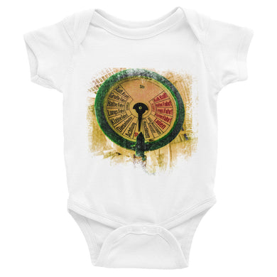 Infant Bodysuit, submarine gauge - Local Web Store - [product type] Collection