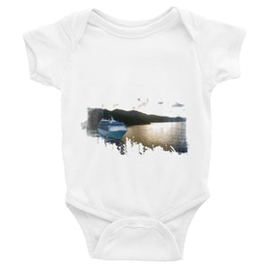 Infant Bodysuit, cruise liner-Marine-Local Webstore