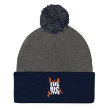 Load image into Gallery viewer, Pom Pom Knit Cap, the big five-Dachshund-Local Webstore