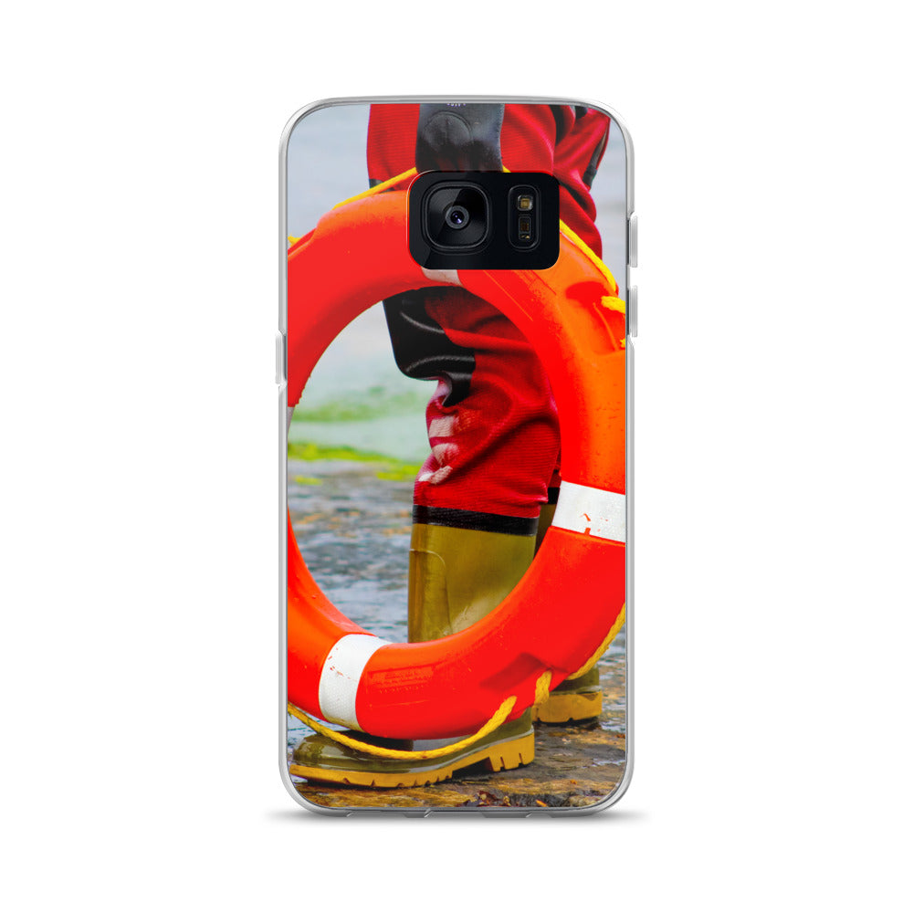 Samsung Case, lifering and rescuer - Local Web Store - [product type] Collection
