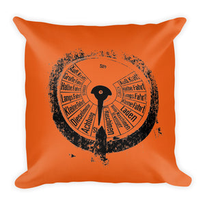 Premium Pillow, submarine gauge-Marine-Local Webstore