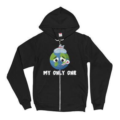 Zip Hoodie, my only one-Sustainability-Local Webstore