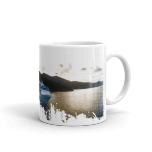 Mug, cruise liner-Marine-Local Webstore