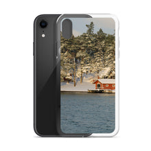 Load image into Gallery viewer, iPhone Case, shed in archipelago-Marine-Local Webstore