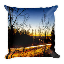 Load image into Gallery viewer, Premium Pillow, highway-Freedom-Local Webstore
