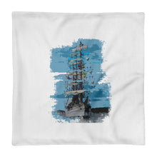 Load image into Gallery viewer, Premium Pillow Case, tall ship-Marine-Local Webstore