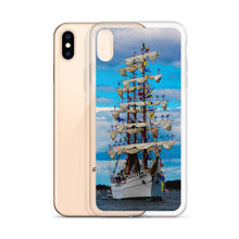 Load image into Gallery viewer, iPhone Case, tall ship - Local Web Store - [product type] Collection