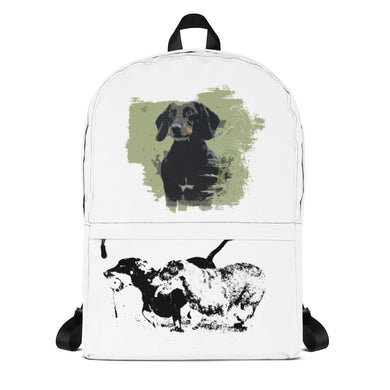 Backpack, dachshunds - Local Web Store - [product type] Collection