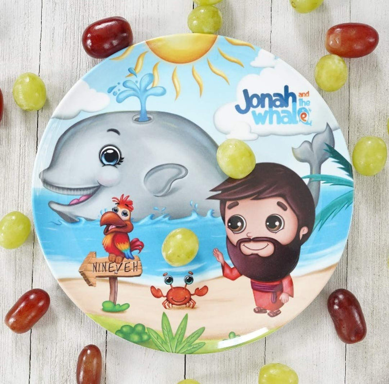 Mealtime Combo 5pcs - Jonah and the Whale