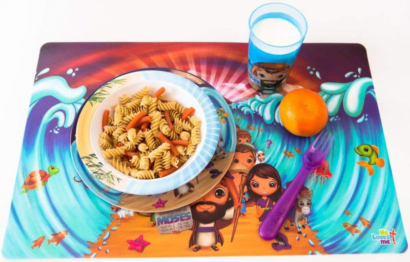 Mealtime Combo 5pcs - Moses