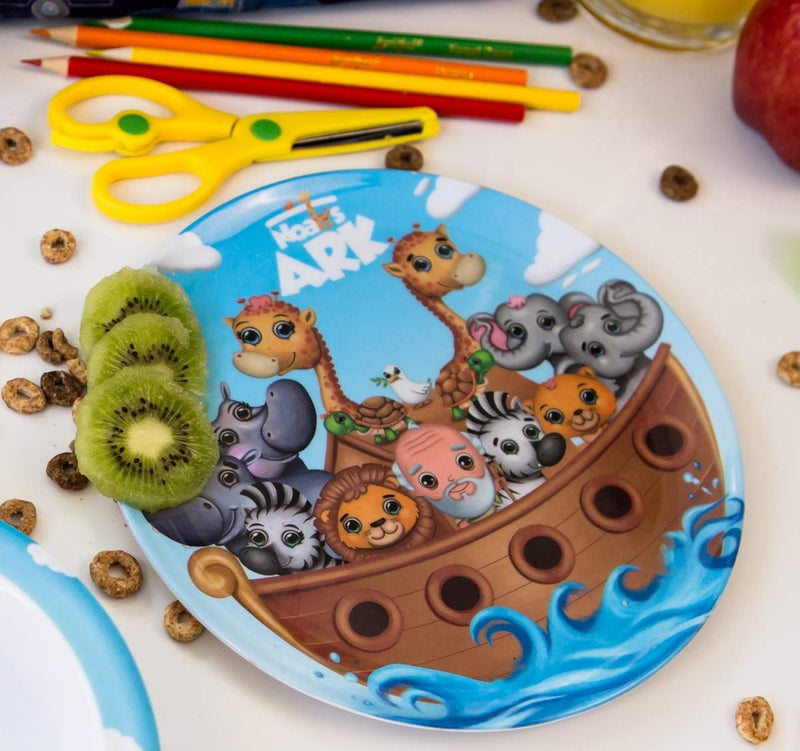 Mealtime Gift Set 3pcs - Noah's Ark