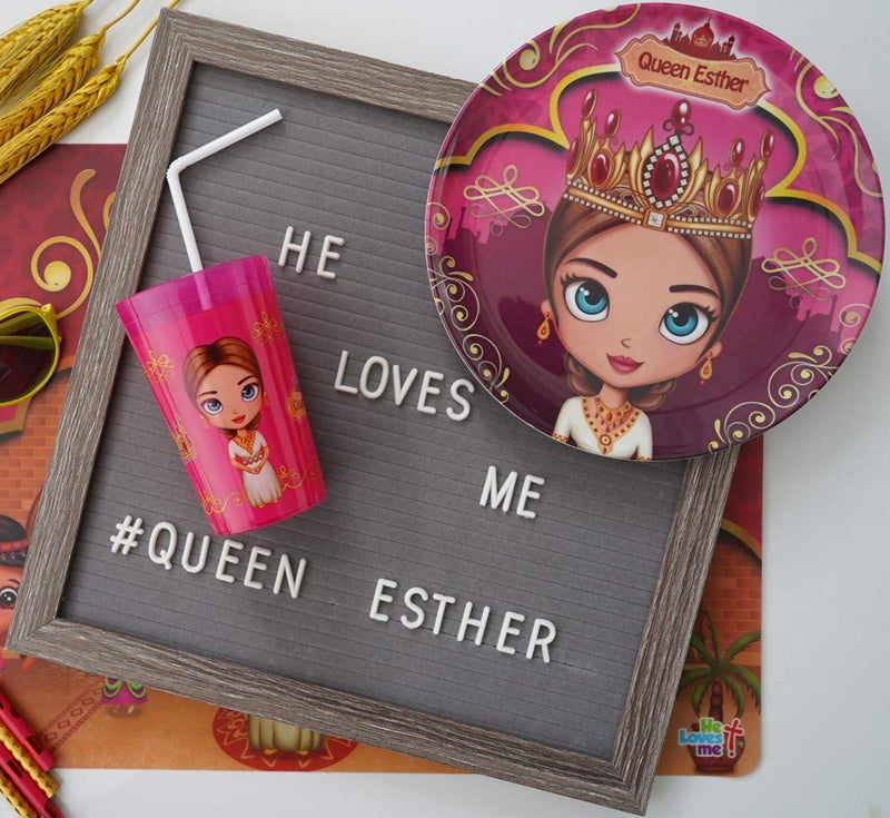 Mealtime Combo 5pcs - Queen Esther