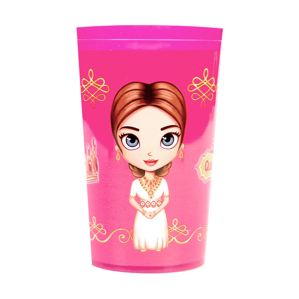 Plastic Tumbler Cup - Queen Esther