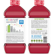 Load image into Gallery viewer, Kids Oral Electrolyte Solution Fruit Punch Kinderlyte