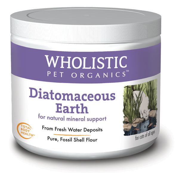 Feline Diatomaceous Earth