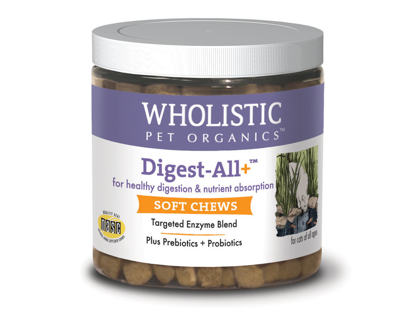 Feline Digest-All Plus™ Soft Chews