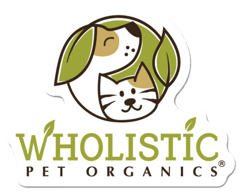 Wholistic Pet Organics Logo Sticker